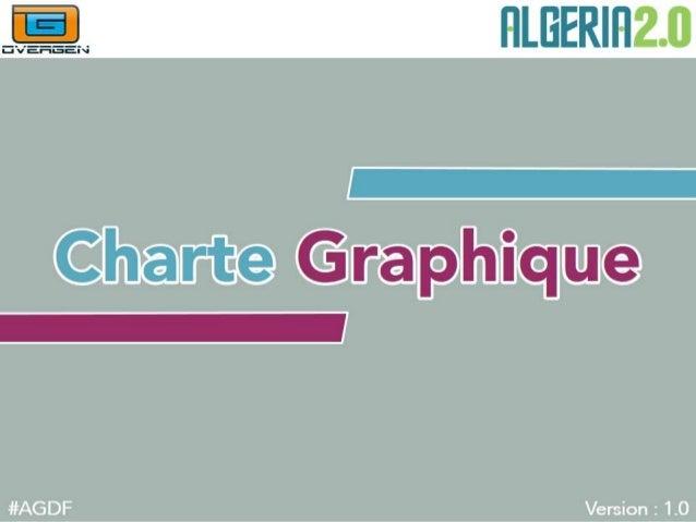 Algeria Game Dev fest - Charte graphique