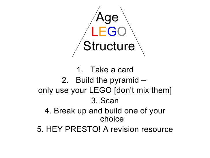 Age Lego Structure