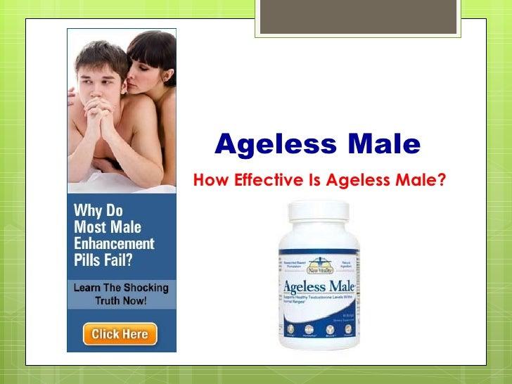 Ageless Male GNC