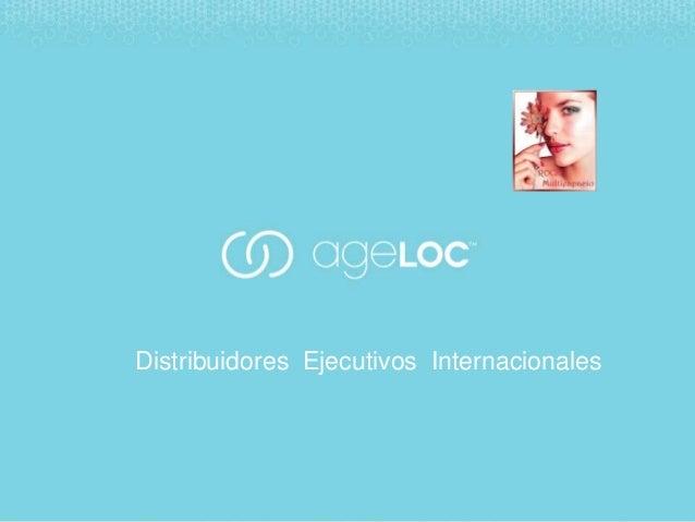 Distribuidores Ejecutivos Internacionales