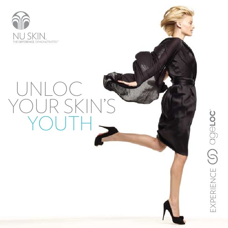 Unloc yoUr skin's   yoUth                  experience