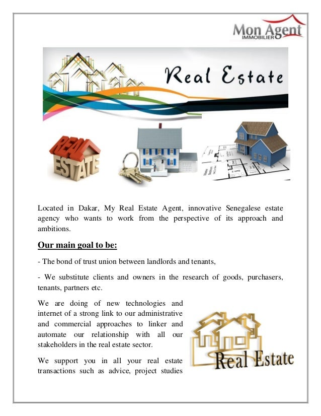 Agence immobiliere dakar senegal for Argence immobilier