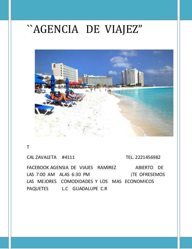 Agencia de viajes - Agencia de viajes diana garzon ...