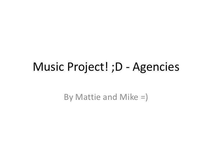 Agencies by mike_matt