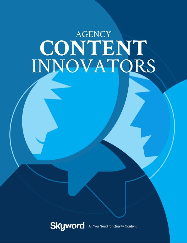 AGENCY CONTENT INNOVATORS