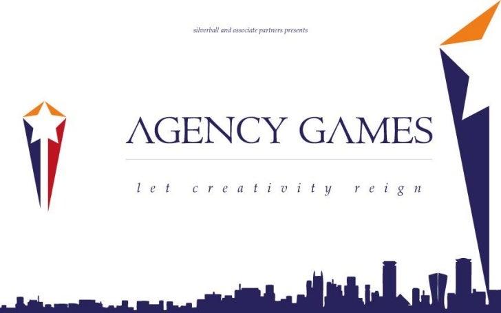 Agency games 2012