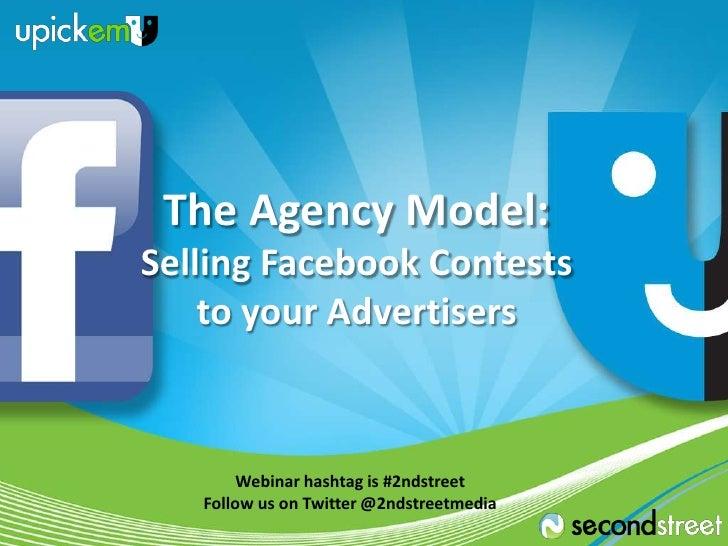 Agency model final deck
