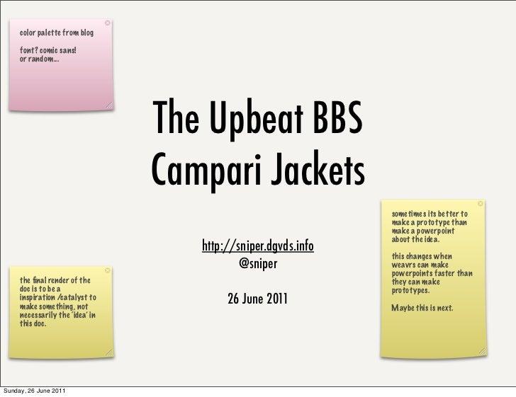 color palette from blog     font? comic sans!     or random...                                 The Upbeat BBS             ...
