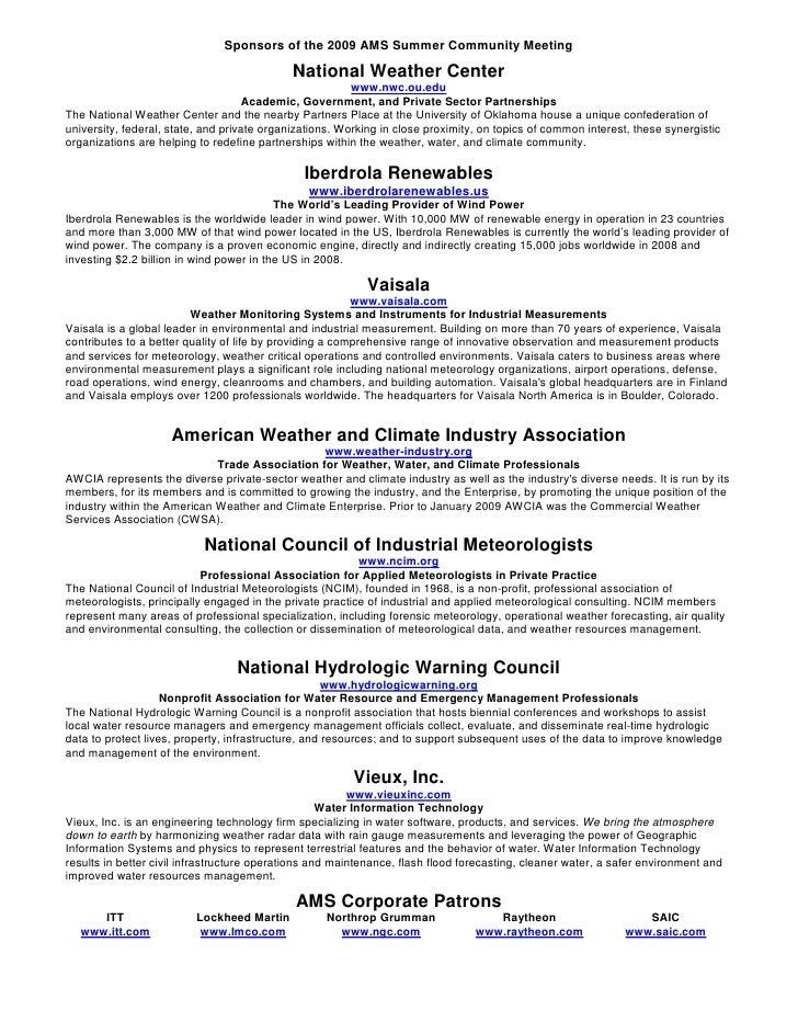 ams2009scm-00-Agenda