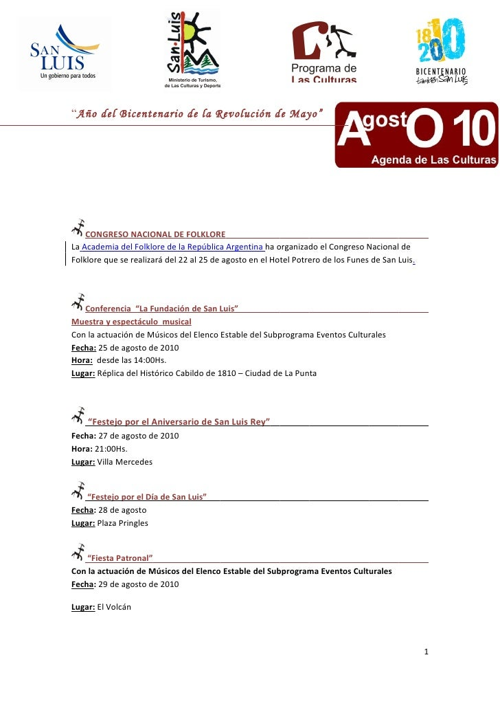 """""""Año del Bicentenario de la Revolución de Mayo""""         CONGRESO NACIONAL DE FOLKLORE La Academia del Folklore de la Repúb..."""