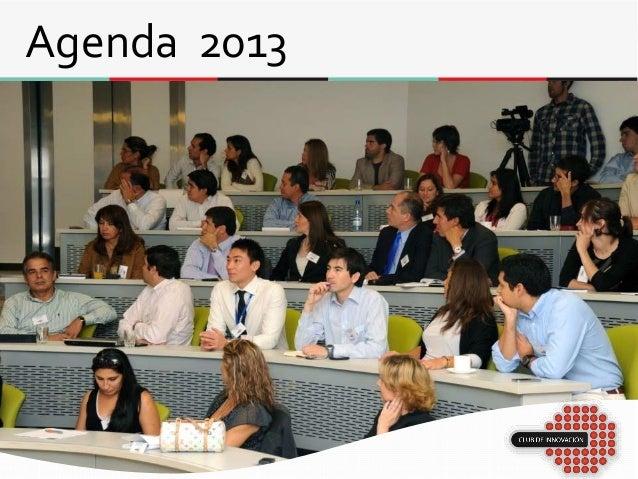 Club de Innovación Agenda 2013