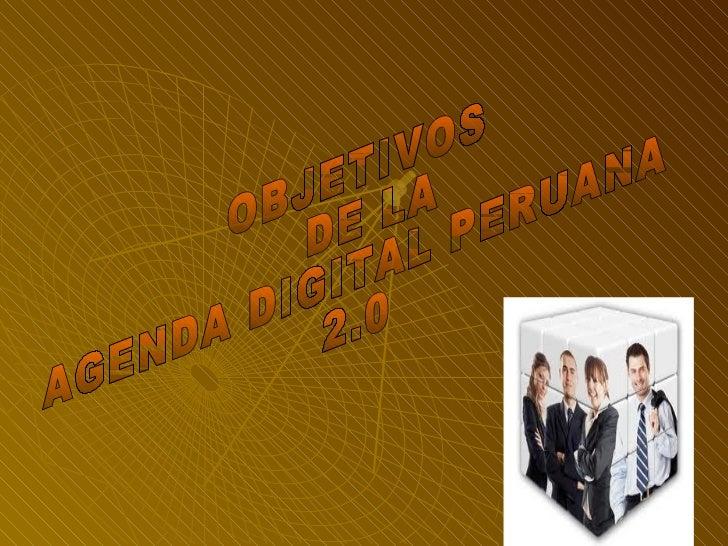 Agenda digital 2.0
