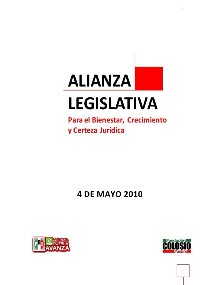 Alianza Legislativa Pue