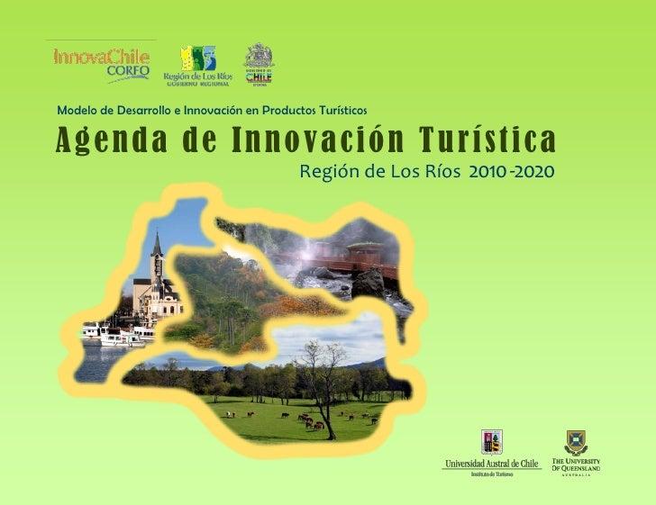 Modelo de Desarrollo e Innovación en Productos TurísticosAgenda de Innovación Turística                                   ...