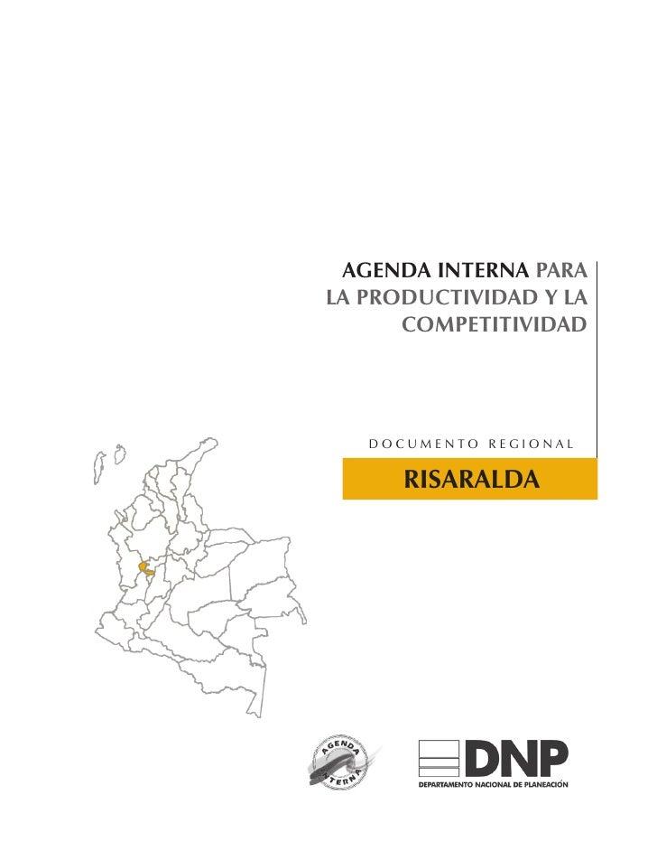 Agenda interna para la competitividad