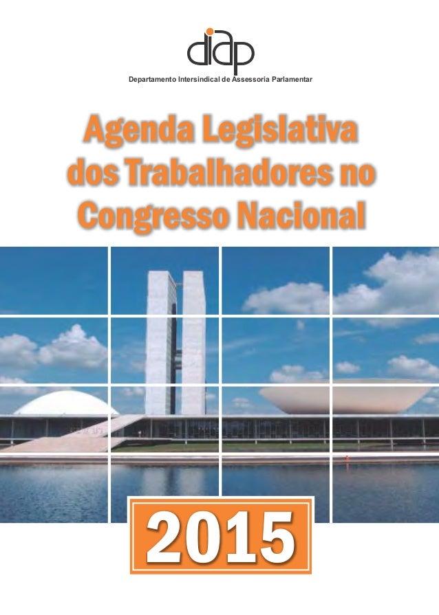 Departamento Intersindical de Assessoria Parlamentar 2015