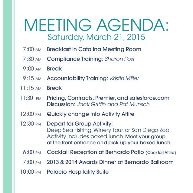 Sales meeting agenda templates vaydileforic sales meeting agenda templates maxwellsz