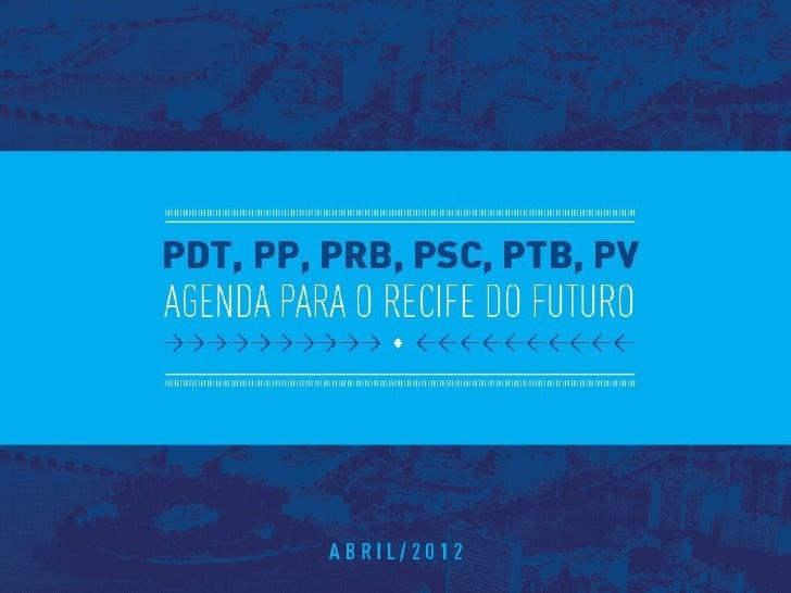 Agenda Recife do Futuro