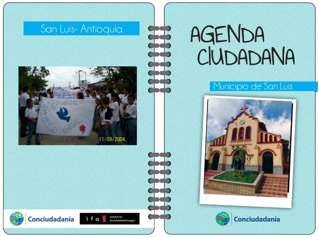 Agenda Ciudadana San Luis