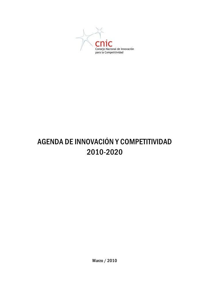 Agenda Vf2010 2010