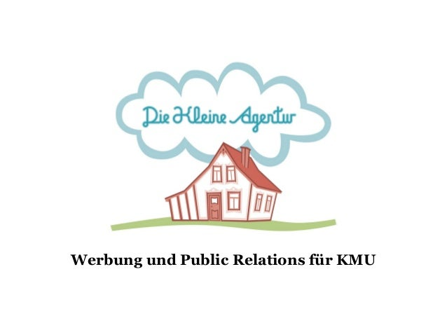Werbung und Public Relations für KMU