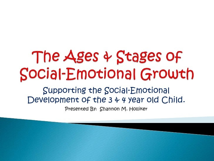 Ages & stages of 3 4 year old social development rev2