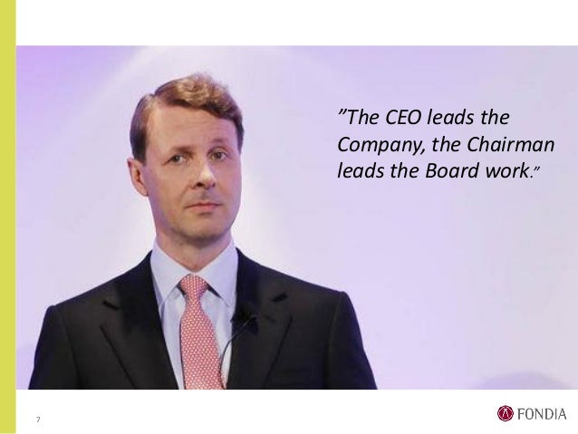 Who is CEO?? Who is board of directors?