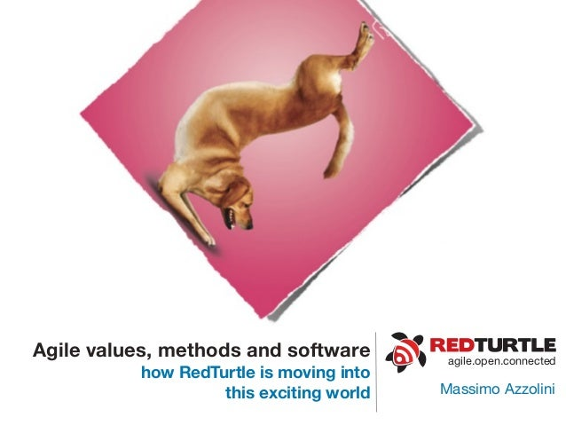 Agile values, methods and software        agile.open.connected          how RedTurtle is moving into                   thi...
