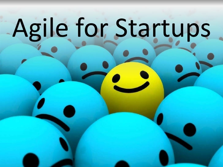 Agile for Startups<br />