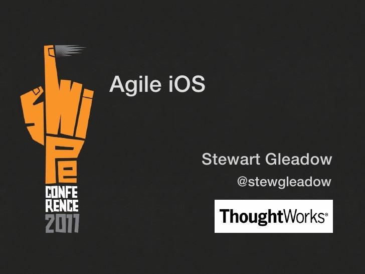 Agile iOS