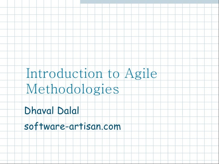 Dhaval Dalal software-artisan.com