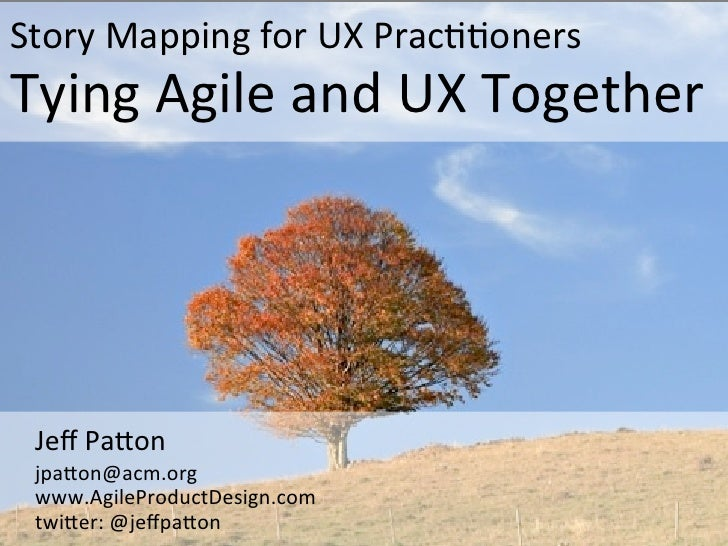 Steering Iterative and Incremental Delivery with Jeff Patton