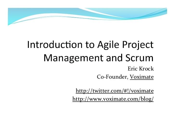 Pdf scrum project management full book download agile project scrum project management introduction to agile project management and scrum fandeluxe Image collections