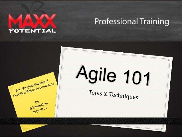 Agile101