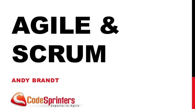 Agile introduction for the American Chamber of Commerce members