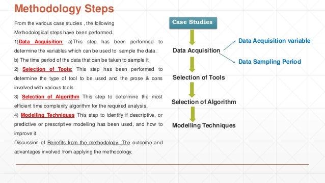 Exploratory methodology