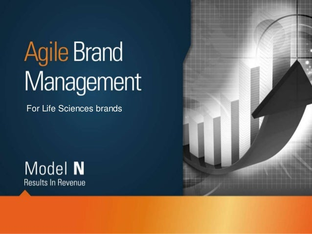 For Life Sciences brands