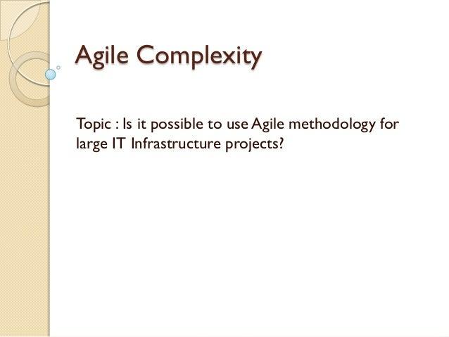 Agile complexity v2.0