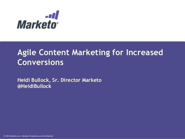 Agile Content Marketing for Increased Conversions