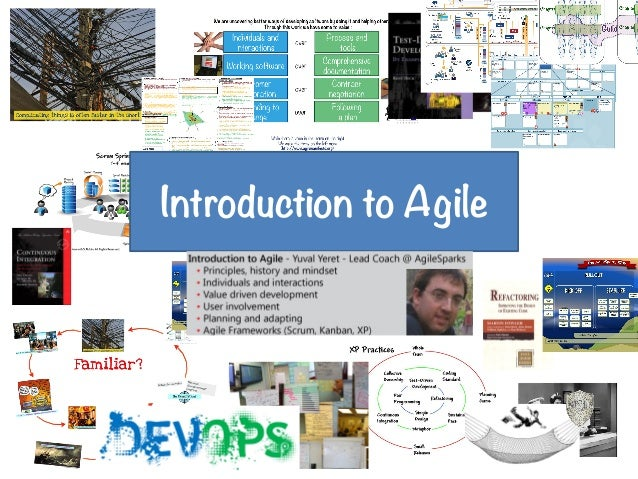 Agile Intro and 2014 trends for AgileSparks open day at John-Bryce - March 2014