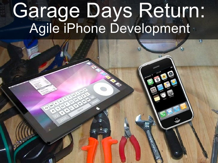 Agile Iphone Development