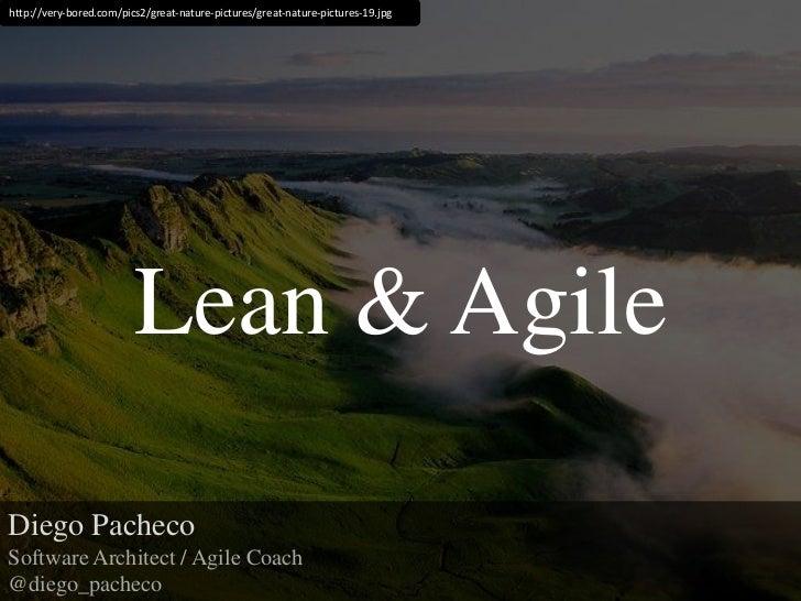 Agile & lean