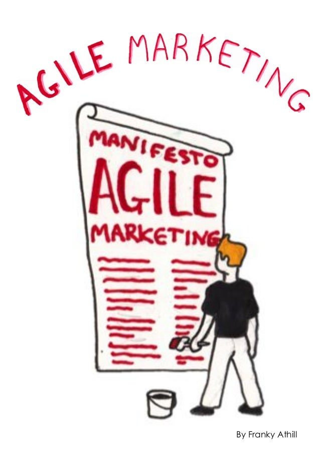 Agile marketing, or why and how to increase your pace of learning