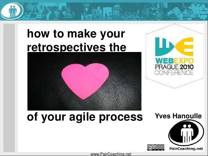How to make your retrospectives the heart of your agile proces