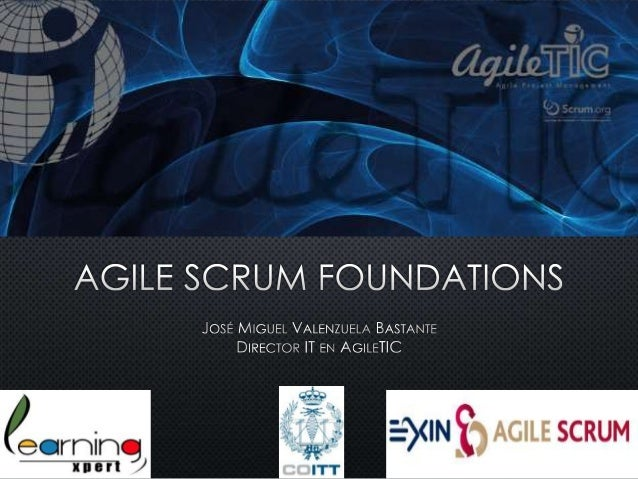 Agile scrum foundations coitt