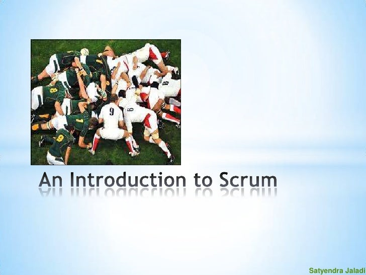 Agile Scrum.A Chicken and Pig approach.