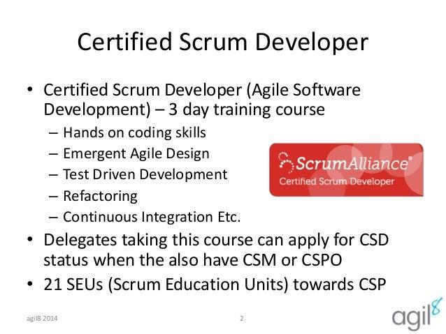 continuous test driven development