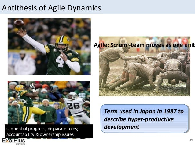 it describes agile methodologies Use this manifesto as a guide to implement agile methodologies in your projects we are uncovering better ways of developing software by doing it and in 2014 we published scrum for dummies as a field guide not only to scrum but also to scrum in industries and business functions outside.