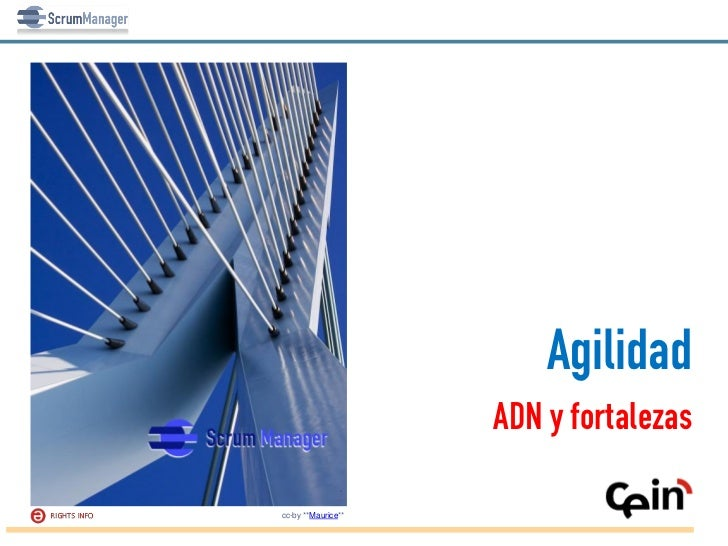 Agilidad                    ADN y fortalezascc-by **Maurice**