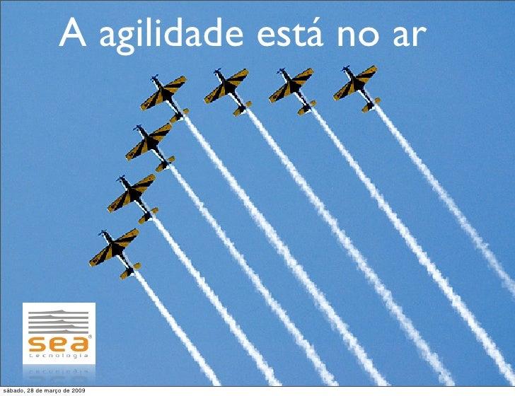 Agilidade No Ar Maré de Agilidade Salvador, Bahia